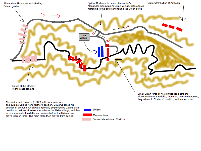Persian Campaign - Battle of the Uxian Defile (Stephen Smith)