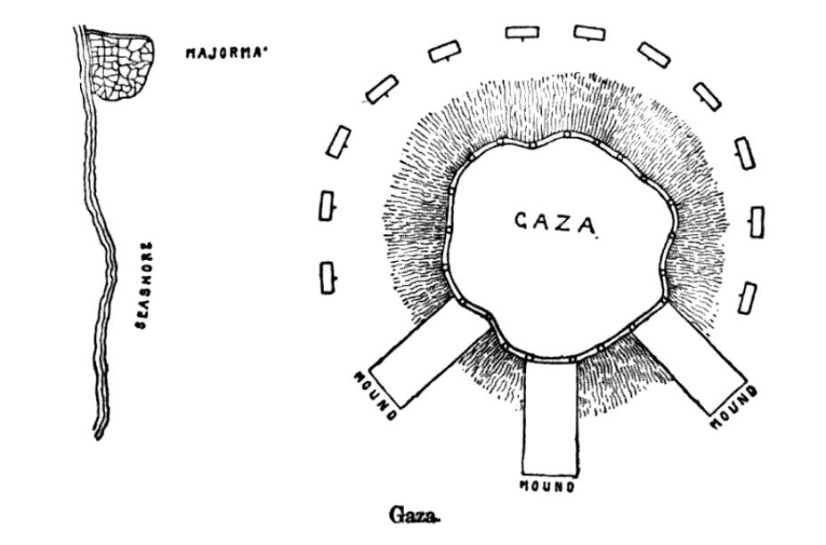 Alexander the Great - Siege of Gaza: Alexander (1891)